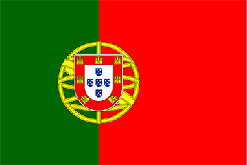 Flag of Portgual