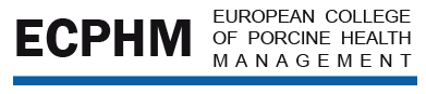 European College of Porcine Health Management - logo