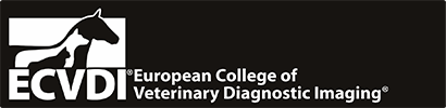 European College of Veterinary Diagnostic Imaging - Logo